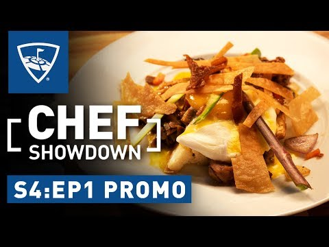 Chef Showdown | Season 4: Episode 1 Promo | Topgolf