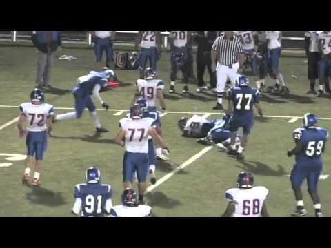 Fletcher Coates Jr Senior Highlights (V3 Productions)