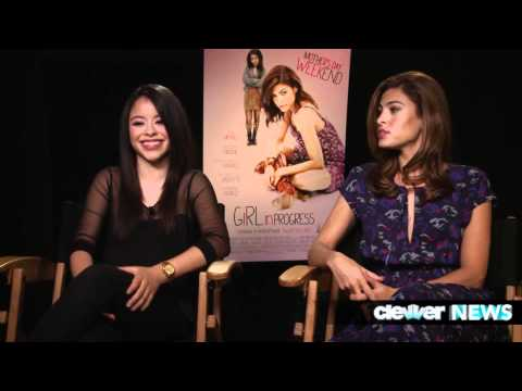 Eva Mendes Singing with Cierra Ramirez? EXCLUSIVE