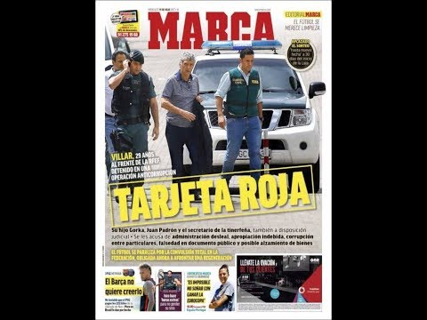 #Noticias Miércoles 19 Julio 2017 Titulares Portadas Diarios Periódicos España Spain #News