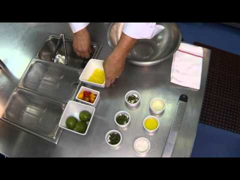Famous Chef Recipes: Michael Meehan