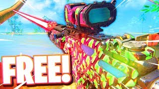 the NEW FREE BLACK OPS 4 REWARDS.. (very rare)