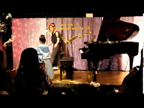 "A  Classical Recital #5 in the theme of ""Prince & Princess"" รอบที่ 4"