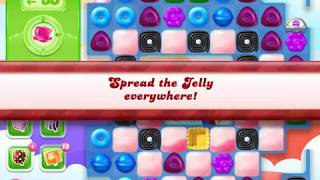 Candy Crush Jelly Saga Level 1485 (No boosters)