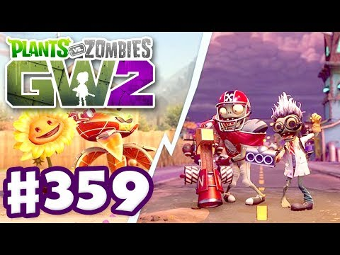 Tactical Team Up! - Plants vs. Zombies: Garden Warfare 2 - Gameplay Part 359 (PC)