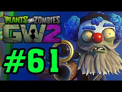 Plants Vs Zombies 2 3D - Hoa Quả Nổi Giận 2 3D: CHÚ HỀ MA QUÁI #61