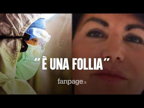 """Coronavirus Italia, direttrice del laboratorio Sacco: """"È una follia, influenza non è pandemia!"""""""