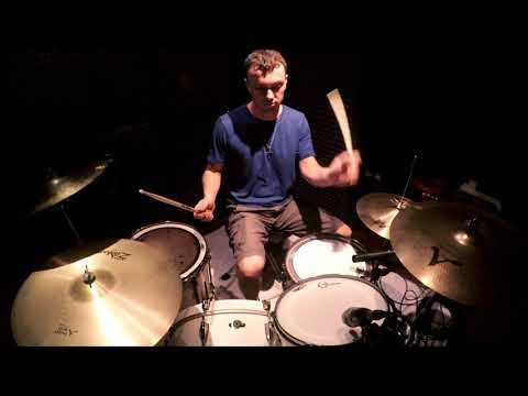 Passion- Holy Ground ft. Melodie Malone (Drum Cover)
