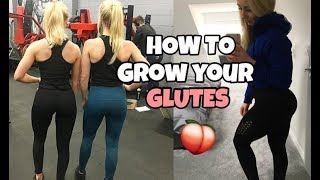 GROW YOUR GLUTES | Glute Focused Leg Workout