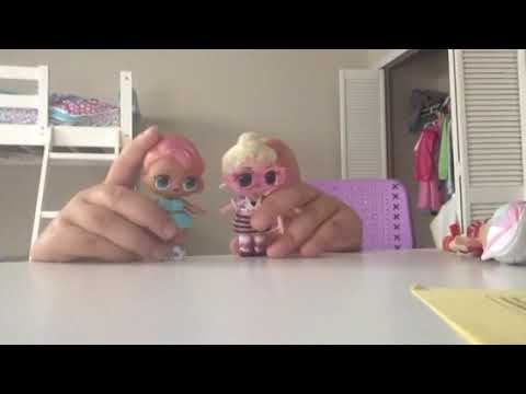 - LOL dolls students. Light Comedy scene. Sabal point elementary school. Comic girl :)  By Naya A.