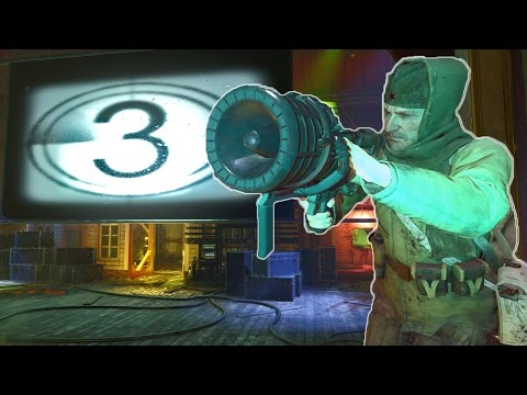 KiNO ROUND 1-115 ZOMBIES CHRONICLES Call of Duty Black Ops 3 Kino Der Toten PS4 Gameplay