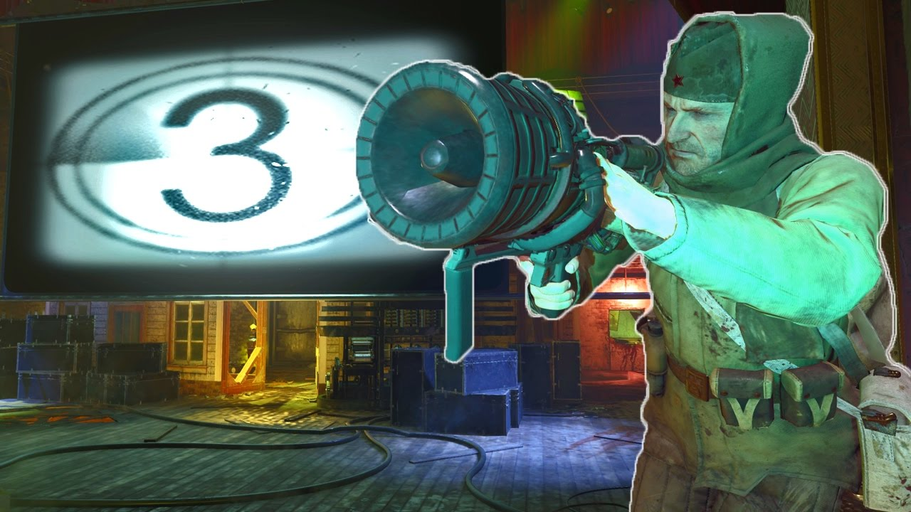 Download KiNO ROUND 1-115 ZOMBIES CHRONICLES Call of Duty Black Ops 3 Kino Der Toten PS4 Gameplay