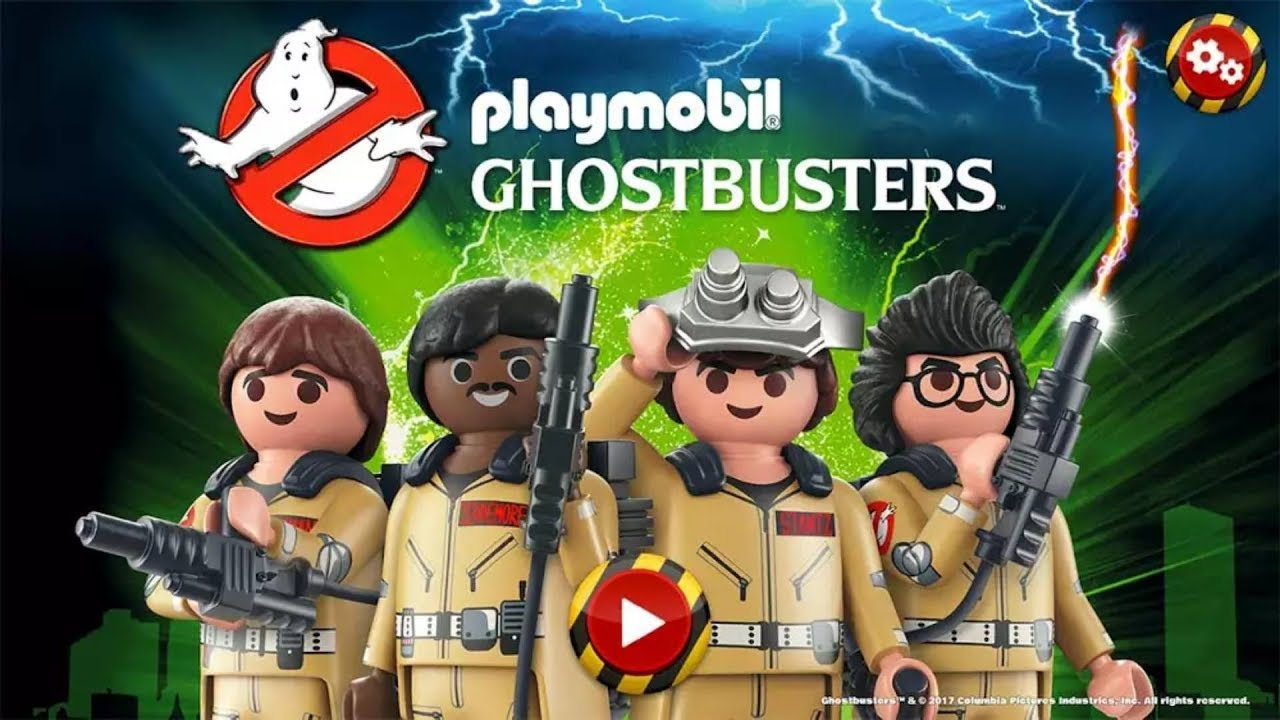 Playmobil Ghostbusters Game App for Kids   iPad  iPhone  Android     Playmobil Ghostbusters Game App for Kids   iPad  iPhone  Android
