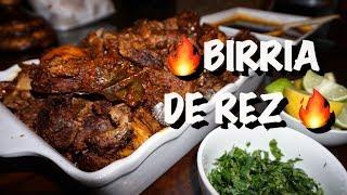 BIRRIA de REZ Receta estilo michoacan