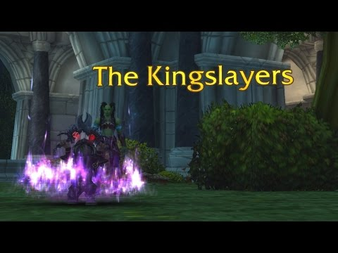 The Story of The Kingslayers [Artifact Lore]