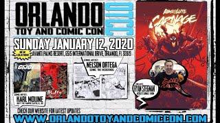 Orlando Toy and Comic Con 2020 Haul