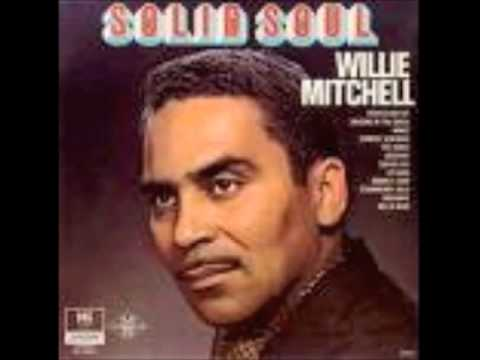 "Willie Mitchell ""Groovin'"""