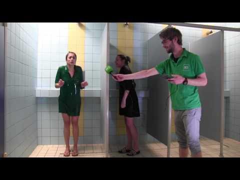 1.000 Euro Challenge: Kalt duschen
