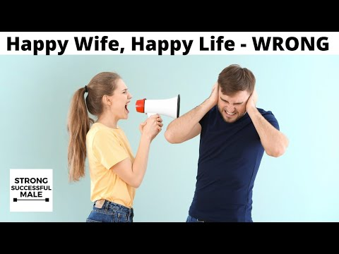 Download The Nagging Wife - Woman Realizes How Horrible She Has Been To Husband (We'll See)