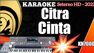 Download karaoke dangdut enak di dengar saat ini  CITRA CINTA-Rhoma Irama(FULL HD KN7000)