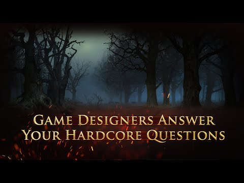 Game Designers Answer Your Hardcore Questions