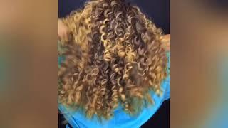 Спиральная биозавивка волос от Bianca Lux