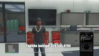 GTA 5 ONLINE   ALL  SECRET, HIDDEN, Phone Numbers!  FUNNY & MYSTERIOUS  Numbers GTA V MULTIPLAYER