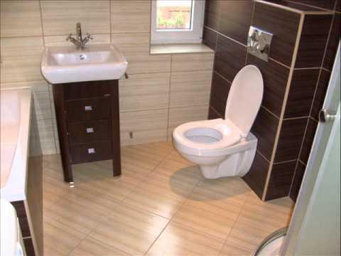 mała łazienka - YouTube