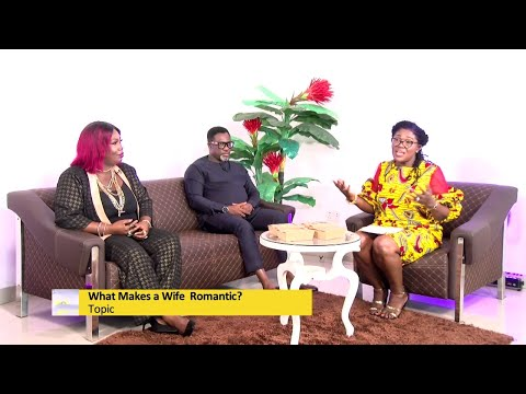 What Makes a Wife Romantic - Awaresem on Adom TV (21-1-21)