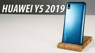 видео обзор смартфона Huawei Y5 II 8 Гб золотистый