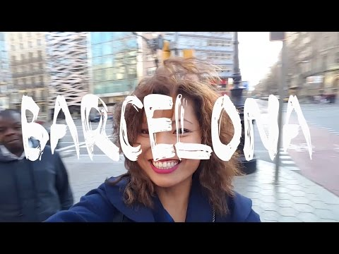 BARCELONA & MADRID: Huawei P10 Launch, Seafood, Flamenco, Gaudi | FOOD & TRAVEL (VLOG)