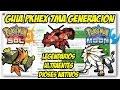 GUIA PKHEX POKEMON SOL/LUNA PARTE 2 - CREAR POKEMON LEGENDARIOS/ULTRAENTES/DIOSES NATIVOS