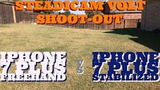 Video STEADICAM VOLT iPhone 7 PLUS Side-By-Side TEST // Tech Review 002.1 download MP3, 3GP, MP4, WEBM, AVI, FLV Agustus 2018