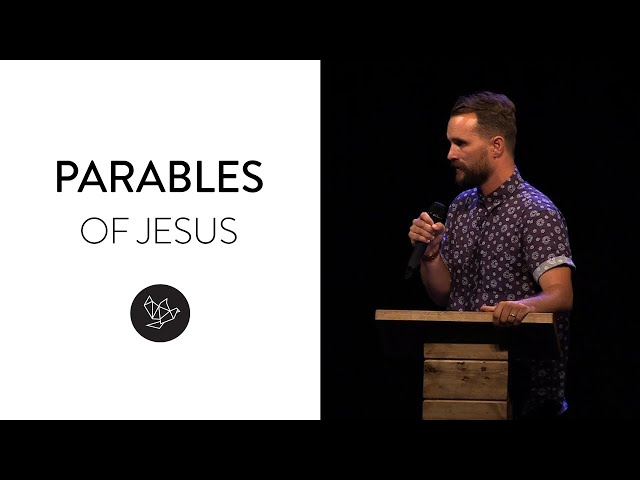 Luke 10: 25-37 -- The Parable of the Good Samaritan (8/5/2018)