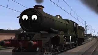 SIR GREEN STEAM - FIRST TRAIN TRIP - TOY TRAINS FOR KIDS - BETA TEST - TS16 Tots おもちゃ juguetes