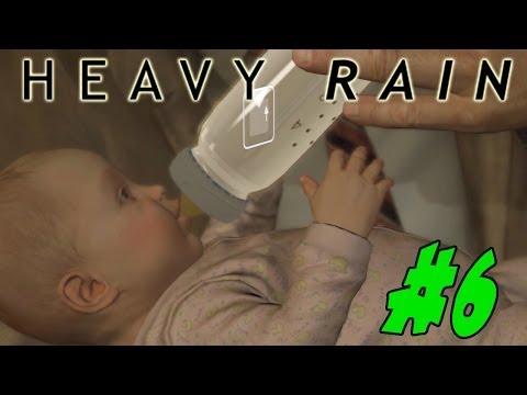 Heavy Rain - DAT BABY! #6 (Heavy Rain Let's Play)