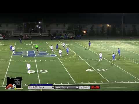 Boys 5A Soccer Semifinal La Salle Prep vs. Woodburn 11/7/2017