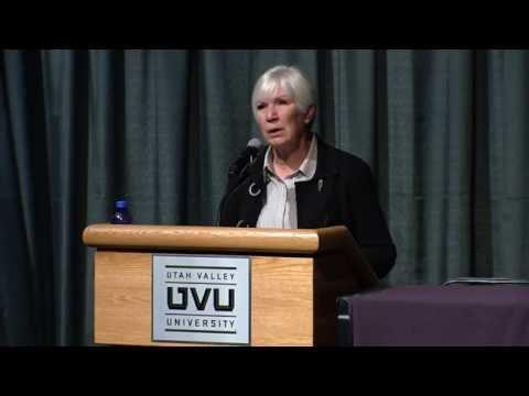 Cents and Sensibility : Gail Miller Keynote - 9.9.15 | Ragan Theater | Utah Valley University