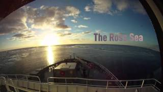 The good bits -  time-lapse of the 2015 New Zealand-Australia Antarctic Ecosystems Voyage