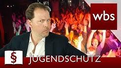 Jura Basics: Das Jugendschutzgesetz | Rechtsanwalt Christian Solmecke