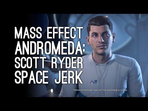 Mass Effect Andromeda Gameplay: Scott Ryder is a Space Jerk (Let's Play Mass Effect Andromeda)