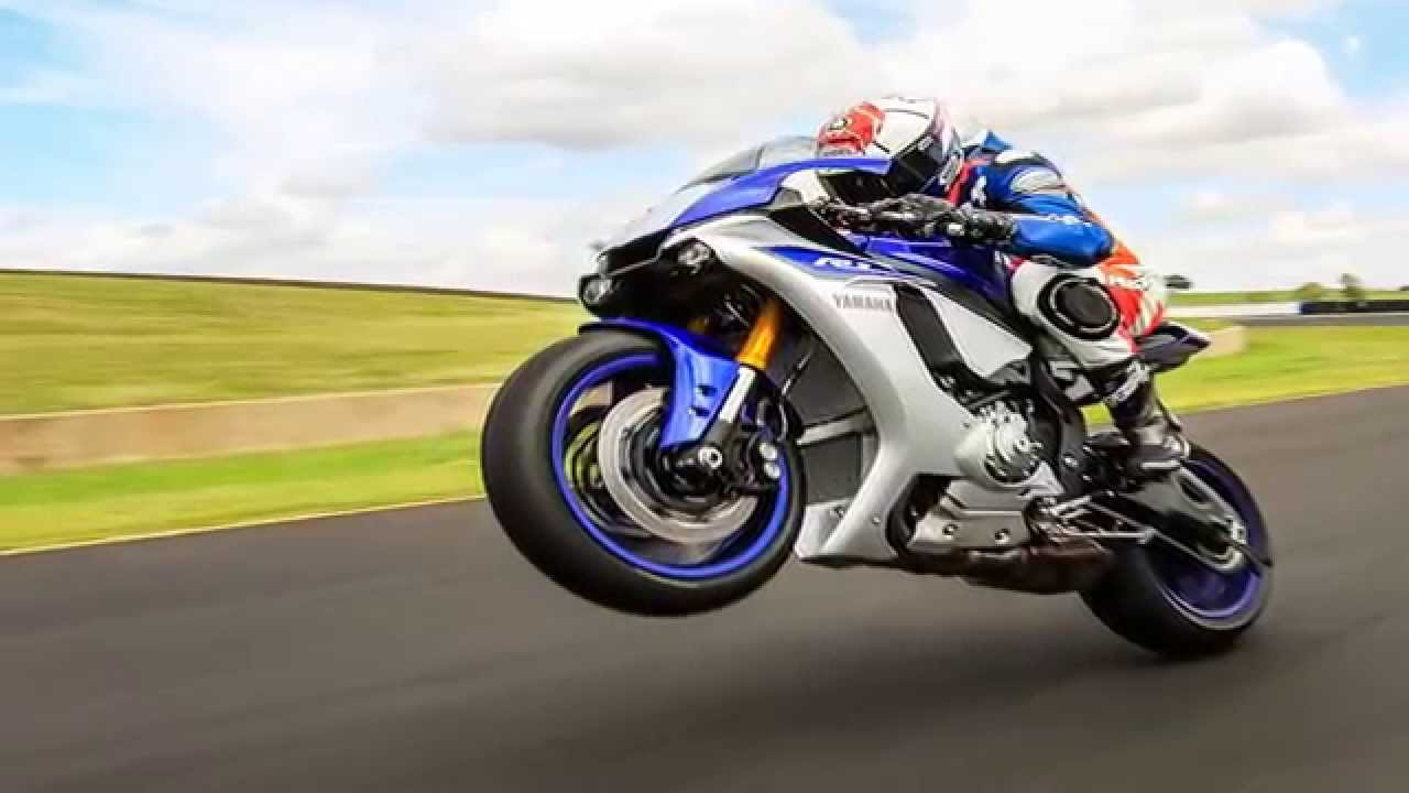 Yamaha yzf r1 first ride top speed youtube for Yamaha r1 top speed