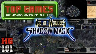Age of Wonders   Shadow Magic - Top 47,858 Games of all time Part 52b