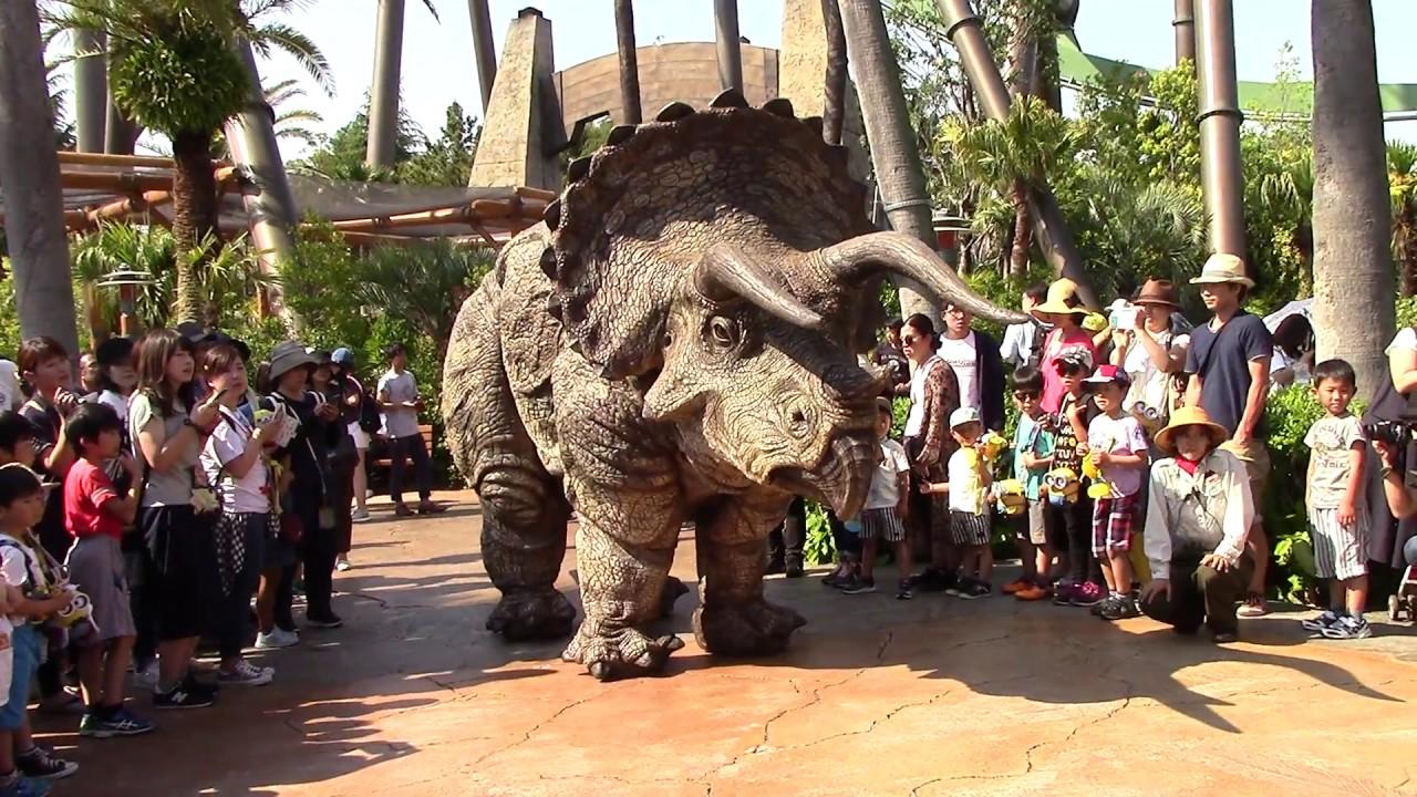 Dinosaur Wonder Experience Show Jurassic Park Universal Studios Japan Youtube Things to do near universal studios singapore. dinosaur wonder experience show jurassic park universal studios japan