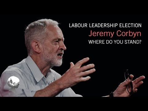 Who is Jeremy Corbyn? Labour Leadership Election.