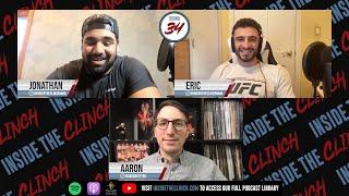UFC Vegas 31 & 32 with TSN's Aaron Bronsteter