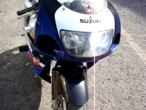 Suzuki Gsxr 750 99