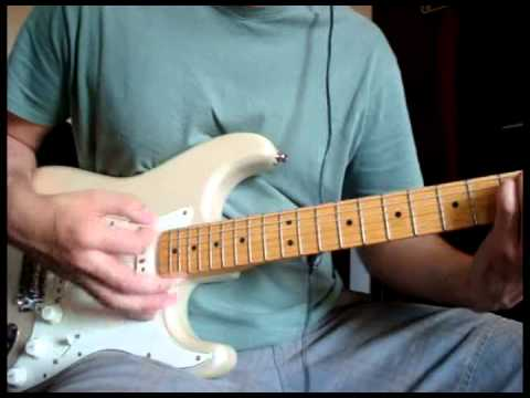 Incubus - Smile Lines (guitar cover)
