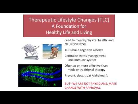 Therapeutic Lifestyle Changes: Assessment and Use in Treatment
