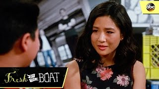 Jessica is Proud of Eddie - Fresh Off The Boat 3x15